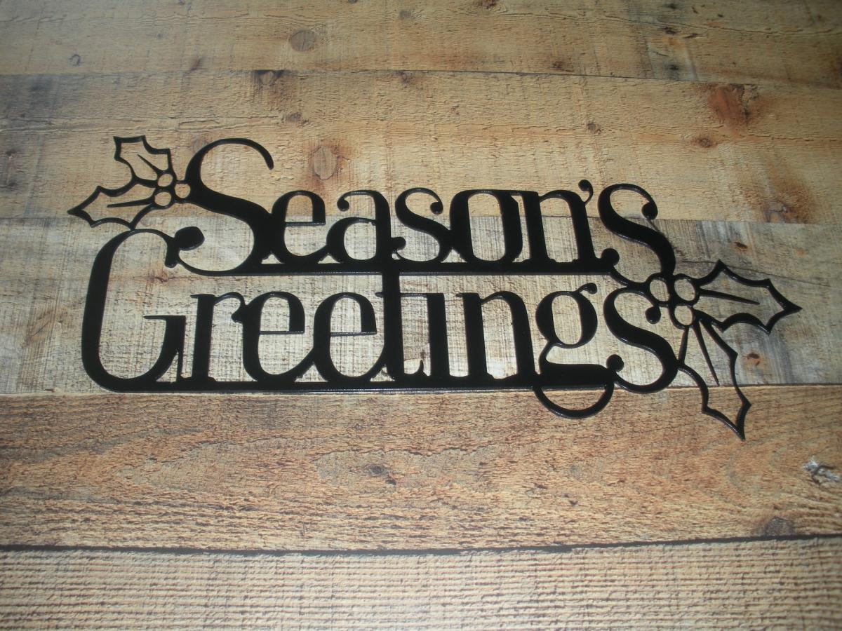 Seasons Greetings Ryders Welding