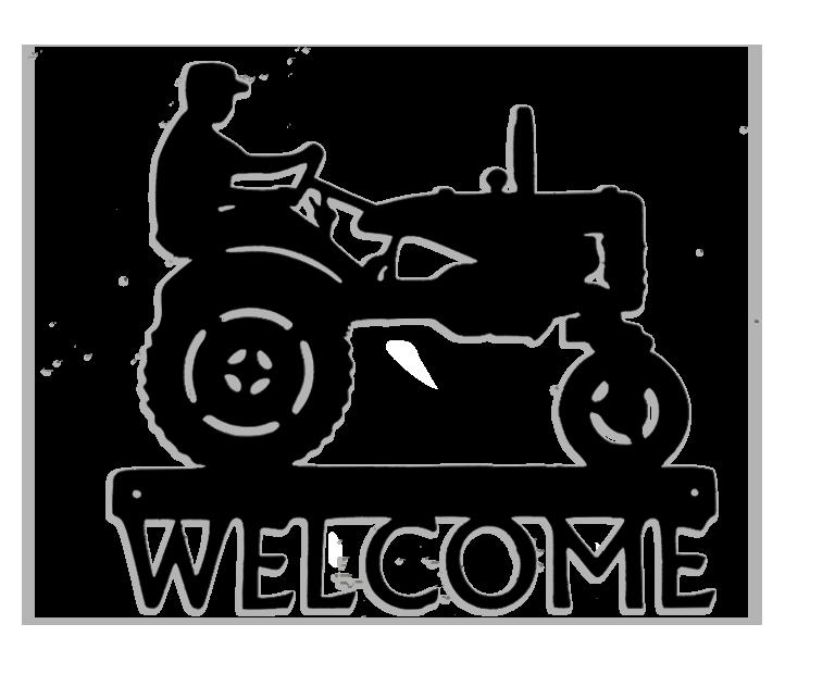 Tractor Man on Farmall
